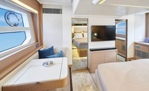 PRESTIGE 590 FLY 2022