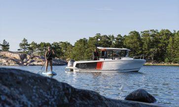 JEANNEAU MERRY FISHER 695 SPORT SERIE2